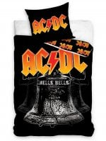 AC/DC Hells Bells duvet cover set