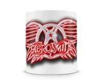 Aerosmith Metallic Logo krus 1