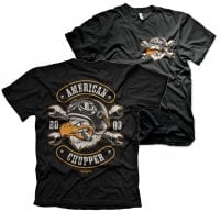 American Chopper - Cigar Eagle T-Shirt 1