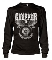 American Chopper - Custom Fabrication Longsleeve 1