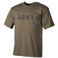 Army T-shirt Printed 3