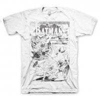 Batman - Umbrella Army t-shirt