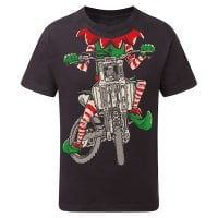 Biker Elf T-shirt barn