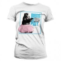 Birds Of Prey - Gopher Tutu Logo Girly T-shirt 1