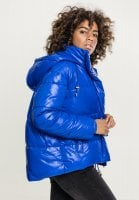 Vanish Puffer Jacket blue