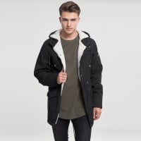 Canvas Cotton Parka