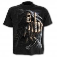 Bone Finger T-shirt 1