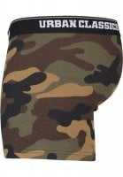 2-Pack Camo Boxer Shorts