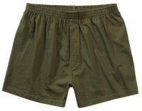 Boxer shorts army style mens olive