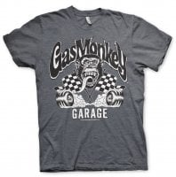 Burning Wheels Gas Monkey Garage T-shirt 4
