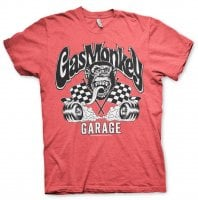 Burning Wheels Gas Monkey Garage T-shirt 6