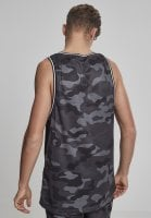 Camo mesh tank top mens dark rygg
