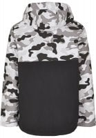 Camo Mix Pullover Jacket snow camo 4