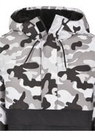 Camo Mix Pullover Jacket snow camo 5