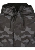 Camo Mix Pullover Jacket darkcamo 6