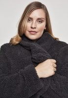 Ladies Soft Sherpa Coat stor krave