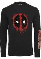 Deadpool Splatter sweatshirt 1