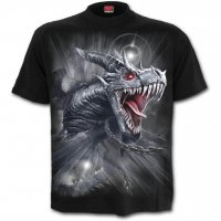 Dragons cry svart t-shirt