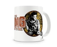 Elvis Presley - King Of Rock 'n Roll Coffee Mug