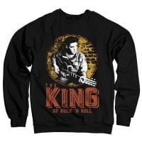 Elvis Presley - The King Of Rock 'n Roll Sweatshirt 1