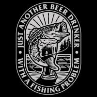 Beerdrinker fishingproblem sweater