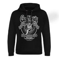 Gas Monkey flags hoodie