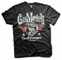 Gas Monkey Garage Flying High t-shirt 1