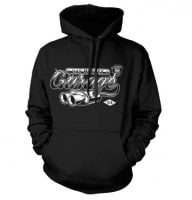 Gas Monkey Garage Hoodie - Garage Exhaust
