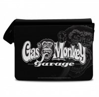 Gas Monkey Garage messenger väska