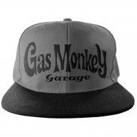 Gas MOnkey Garage snapback keps 1