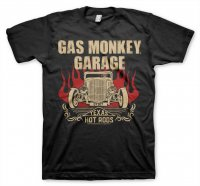 GMG - Speeding Monkey t-shirt