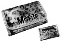 Misfits - Silver Girls Wallet