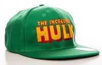 The Hulk snapback cap 1