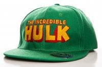 The Hulk snapback cap 2