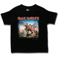 Iron Maiden kids T-shirt Trooper
