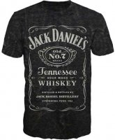 Jack Daniels Acid Washed T-shirt