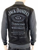 Jack daniels sweat jacket