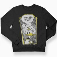 Donald Duck - Stay in bed sweatshirt børn