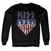 KISS Stars & Stripes sweatshirt
