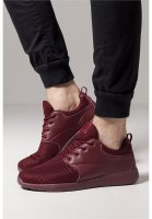 Light Runner Sko Burgundy Modell