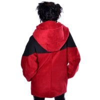 Lust jacket red