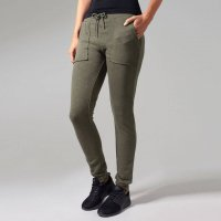 Ladies Fitted Slub Terry Pants