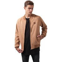 Suede bomber jacket men 1