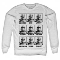 Moods Of A Stormtrooper Sweatshirt