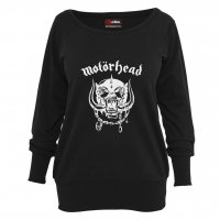 Motörhead Everything Louder Wideneck damsweatshirt