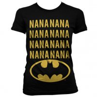 NaNa Batman tjej t-shirt