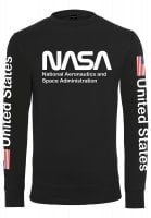 NASA US Crewneck fram