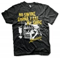 No Swine Gonna Take My Shine T-Shirt 1