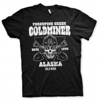 Porcupine Creek Goldminer T-Shirt 1