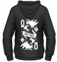 Queen of spades ziphoodie
